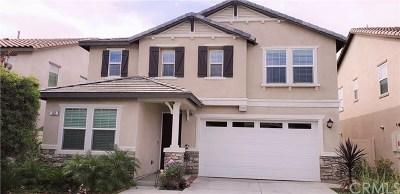 Pomona Single Family Home For Sale: 722 Leather Oak Lane