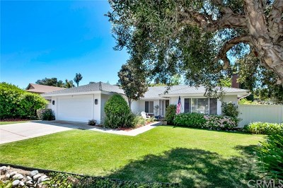Laguna Niguel Single Family Home For Sale: 25286 Adelanto Drive