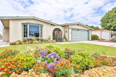 Costa Mesa Single Family Home For Sale: 2146 College Avenue