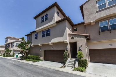 Irvine Condo/Townhouse For Sale: 416 Quail Ridge