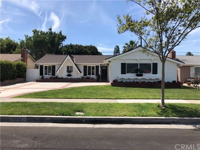 Garden Grove CA Single Family Home For Sale: $723,500