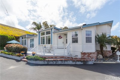 Irvine, Laguna Hills, Lake Forest, San Clemente, San Juan Capistrano Mobile Home Active Under Contract: 33831 Camino Capistrano