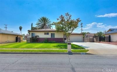 Rialto Single Family Home For Sale: 962 N Millard Avenue