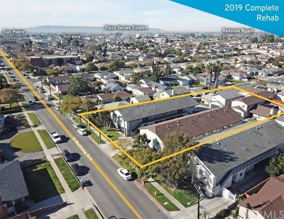 Gardena Multi Family Home For Sale: 14527 S Budlong Avenue