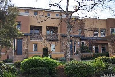 Aliso Viejo Condo/Townhouse For Sale: 62 Colonial Way
