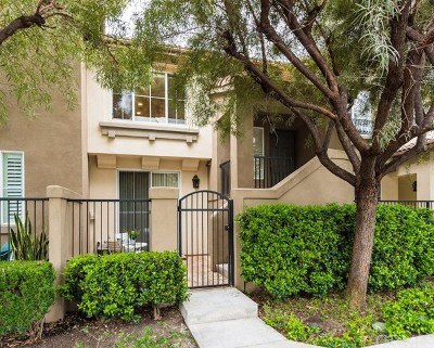 Irvine CA Condo/Townhouse For Sale: $619,800