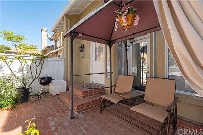 Mission Viejo Condo/Townhouse For Sale: 26827 Park Terrace Lane #128