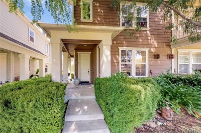 Ladera Ranch Condo/Townhouse For Sale: 8 Attleboro Street