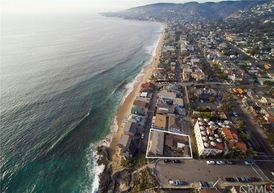 Laguna Beach Multi Family Home For Sale: 150 Cress Street