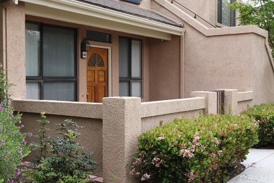 Orange Condo/Townhouse For Sale: 5722 E Stillwater Avenue #46