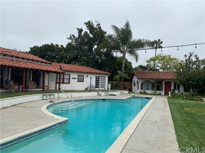 Single Family Home For Sale: 114 E Avenida San Juan