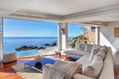 Laguna Beach Single Family Home For Sale: 2049 Ocean Way