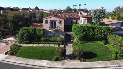 San Clemente Single Family Home For Sale: 2470 S Ola Vista