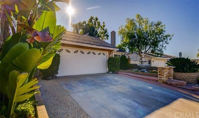 Mission Viejo CA Single Family Home For Sale: $769,000