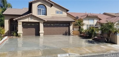 Murrieta CA Single Family Home For Sale: $457,000