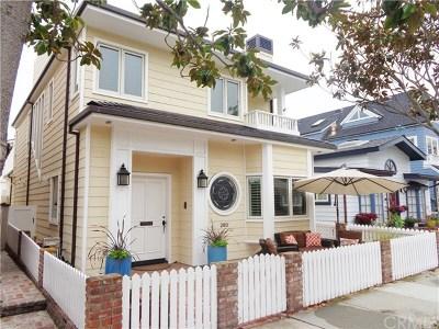 Newport Beach Rental For Rent: 2011 Miramar Drive