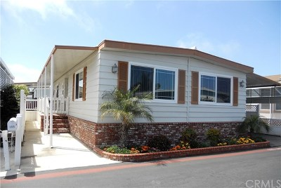 Mobile Home For Sale: 20701 Beach Blvd