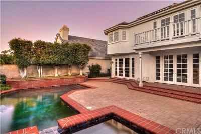 Huntington Beach Single Family Home For Sale: 19565 Woodlands Drive