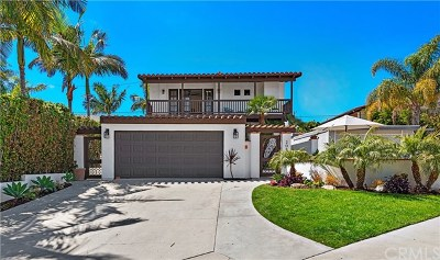 San Clemente Single Family Home For Sale: 202 W Avenida Alessandro