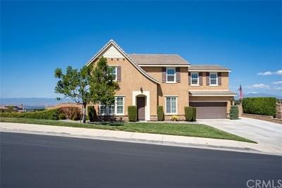 Riverside Single Family Home For Sale: 16958 Hidden Trails Lane