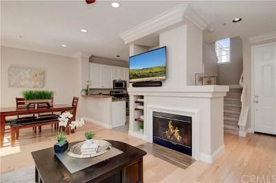 Rancho Santa Margarita Condo/Townhouse For Sale: 190 Seacountry Lane