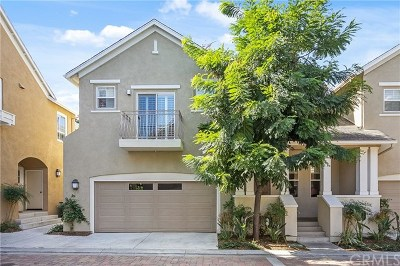 Irvine CA Condo/Townhouse For Sale: $699,000