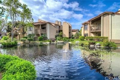 Huntington Beach Condo/Townhouse For Sale: 4861 Lago Drive #104