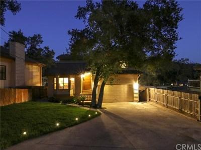 Trabuco Canyon Single Family Home For Sale: 20706 Trabuco Oaks