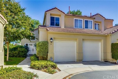 Aliso Viejo Condo/Townhouse For Sale: 14 Michelangelo