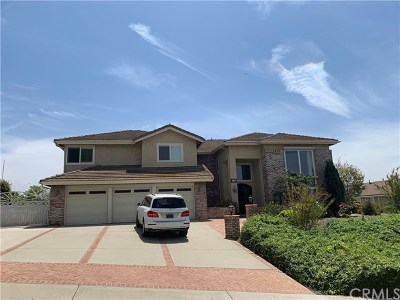 Orange County Rental For Rent: 22640 Hidden Hills Road