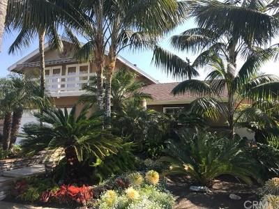 Huntington Beach Single Family Home For Sale: 19552 Constellation Lane