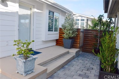Newport Beach Mobile Home For Sale: 87 Yorktown