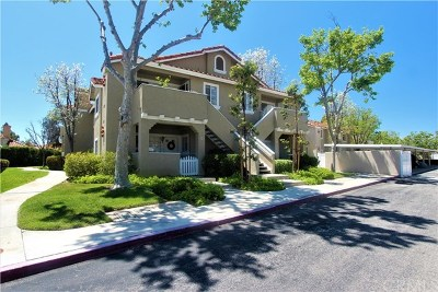 Rancho Santa Margarita Condo/Townhouse For Sale: 30 Via Terrano