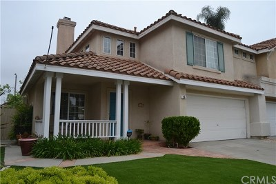 Rancho Santa Margarita Single Family Home For Sale: 25 Calle Verano