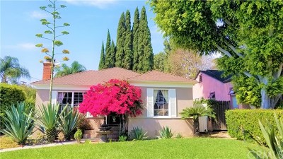 Whittier Single Family Home For Sale: 13421 Maulsby Drive