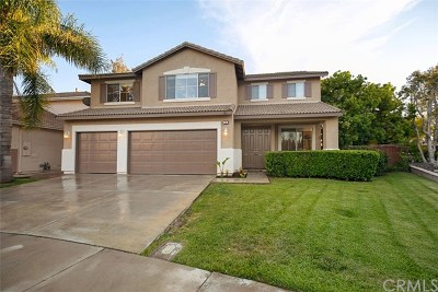 Irvine CA Single Family Home For Sale: $1,599,000