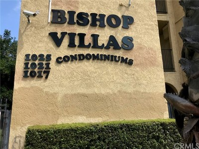 Santa Ana Condo/Townhouse For Sale: 1017 W Bishop Street #204