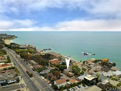 Laguna Beach Single Family Home For Sale: 31707 Seacliff Drive