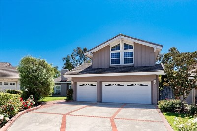 Laguna Niguel  Single Family Home For Sale: 31176 Doral Place