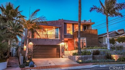 San Clemente Single Family Home For Sale: 1403 S Ola Vista