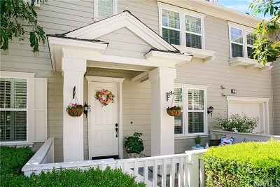 Ladera Ranch Condo/Townhouse For Sale: 23 Parker Street