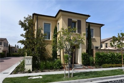 Irvine Condo/Townhouse Active Under Contract: 152 Hargrove