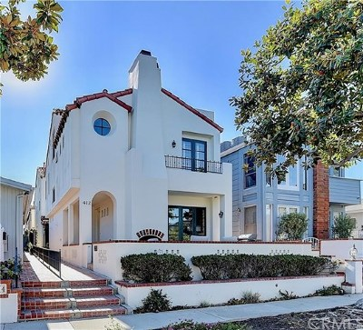 Corona Del Mar, Newport Coast Rental For Rent: 412 Fernleaf Avenue #1/2