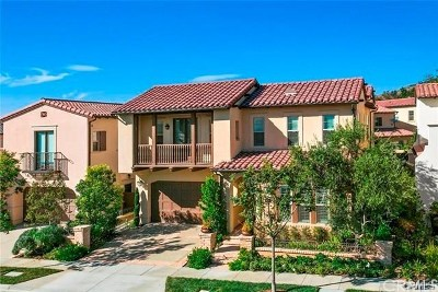Irvine Single Family Home For Sale: 61 Cunningham