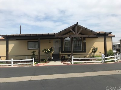 Anaheim Mobile Home For Sale: 501 Orangethorpe Avenue