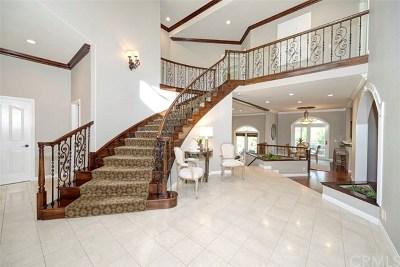 Single Family Home For Sale: 31722 Via Coyote