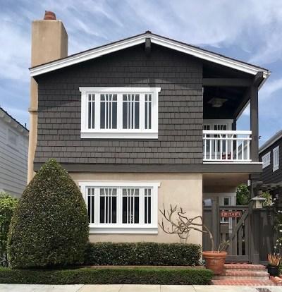 Orange County Rental For Rent: 1504 Balboa Avenue