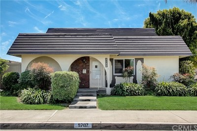 Cypress Single Family Home For Sale: 9702 Bloomfield Avenue