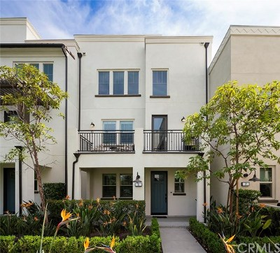 Rancho Mission Viejo Condo/Townhouse For Sale: 5 Limero Street