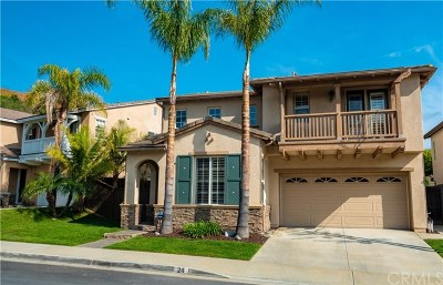 Mission Viejo Single Family Home For Sale: 24 Arborside Way